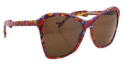 adc7071ddb NEW ANDY WOLF Sunglasses AW EMMA PEEL Multicolor C EMMAPEEL 60mm ...