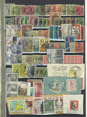 Lot 113 Timbres Anciens Luxembourg