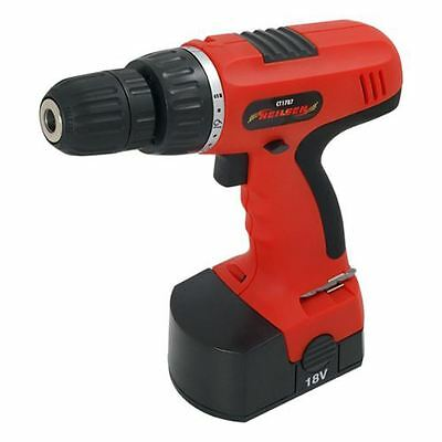 19V NiCAD CORDLESS POWER DRILL DRIVER ELECTRIC SCREWDRIVER