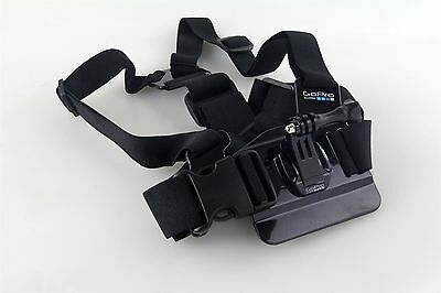 GoPro Chest Mount Harness for HERO Cameras black