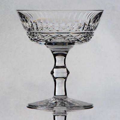 """Set Of 4 Waterford """"tramore"""" Sherbet/champagne Glasses"""