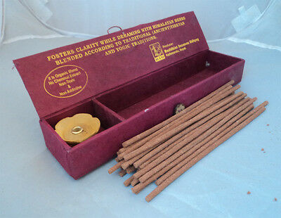 100% Himalayan Naturals Dream, Energy, Passion, Tranquility Incense Stick