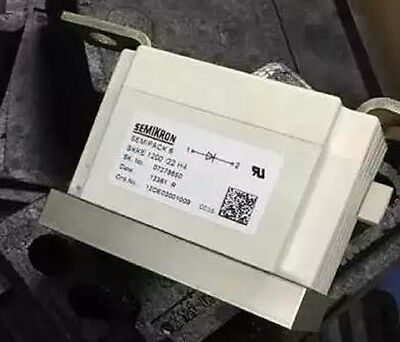 SKKE1200/22H4 Semikron 1180 A, 2200 V, SILICON, RECTIFIER DIODE (1 PER)