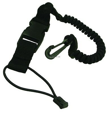 New Calcutta Nylon Bungee-style Paddle Leash for Kayak and Canoe BR56140