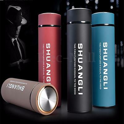 304 Stainless Steel Travel Mug Insulated Tea Water Bottle Flask Vacuum Cup Xmas