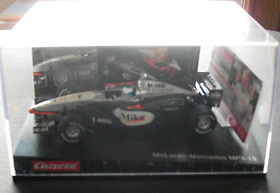 TKD061) Special Edition Carrera Evolution McLaren-Mercedes MP4/15 mit TK mint/**