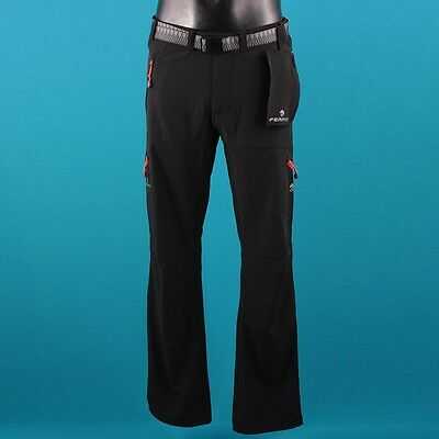 Ferrino Hervey Pants Man Pantaloni Montagna Uomo 20058 Black