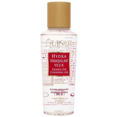Guinot Facial Specific Hydra Demaquillant Yeux - Gentle Eye Cleansing Gel 100ml