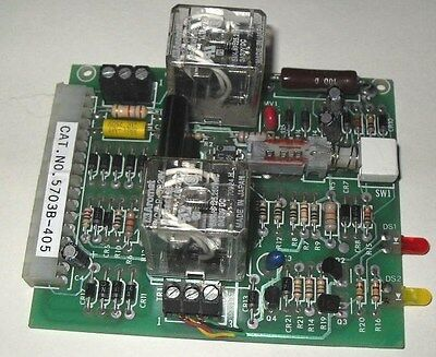 EDWARDS SYSTEM TECHNOLOGIES EST 5703B-405 Relay Module