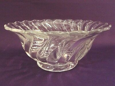 Fostoria Crystal Colony Flared Bowl 8-1/4""