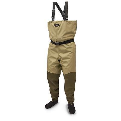 New Size Large Frogg Toggs Canyon 2 Tone Breatheable Stockingfoot Fishing Waders