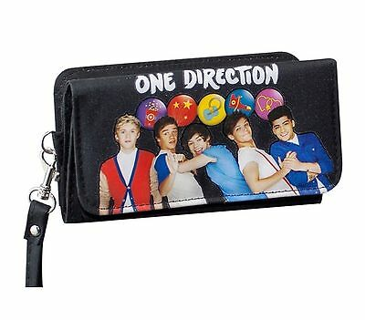 One Direction Black Deluxe Purse