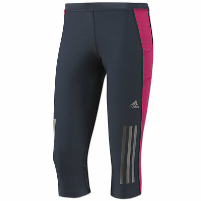 adidas damen hose supernova 3 4 tight laufhose running fitness climacool neu eur 39 99. Black Bedroom Furniture Sets. Home Design Ideas