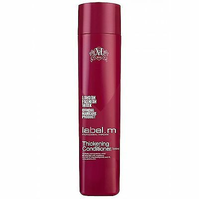 Label M Cleanse Thickening Conditioner 300ml for her BRAND NEW