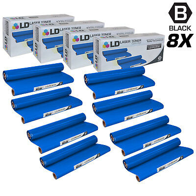 4PK New Fax Film Rolls For Brother PC201 PC202 IntelliFax 1170 1270 1570 1575