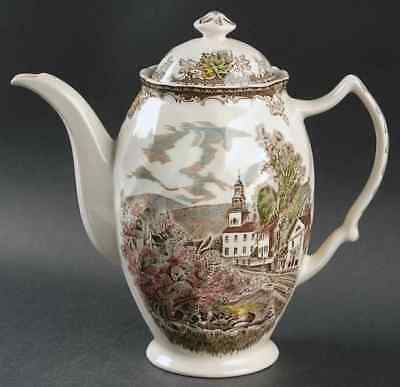 Johnson Brothers THE FRIENDLY VILLAGE (MADE IN ENGLAND) Coffee Pot 276929