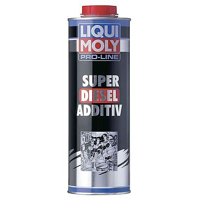 Original Liqui Moly Pro-Line Super Diesel Additiv 1l // 5176