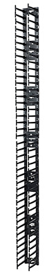 AR7580A APC Vertical Cable Manager for NetShelter SX 750mm Wide 42U (Qty 2) - AR