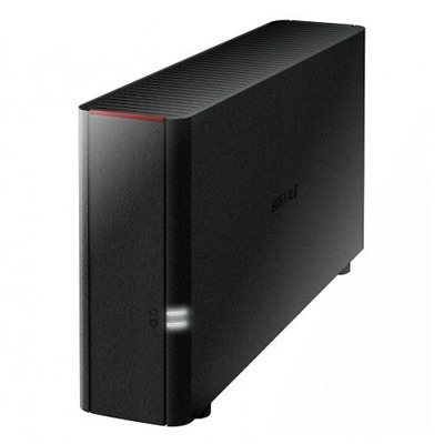 LS210D0301-EU Buffalo LinkStation 210 3TB NAS 1x 3TB HDD 1x Gigabit - LS210D0301