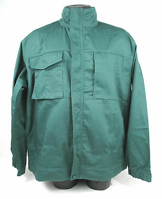 Russell Green Paramedic Medic Multi Pocket Jacket Ambulance First Aid (SC95)