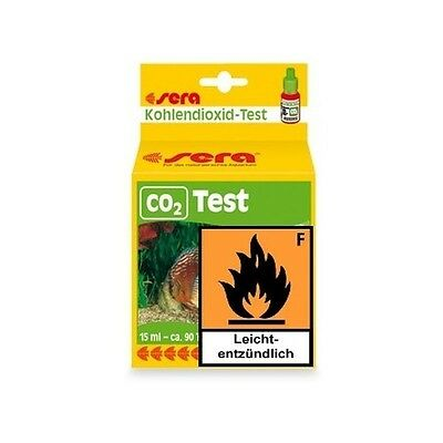 Sera CO2 Dauertest, Wassertest