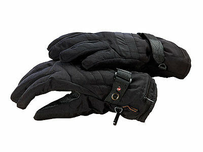 Electric heatable Glove Size XL - heated Winter Gloves Batteries