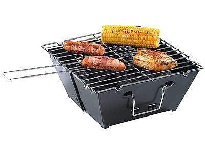 Mini Grill Collapsible barbecue folding Camping Portable for Travel