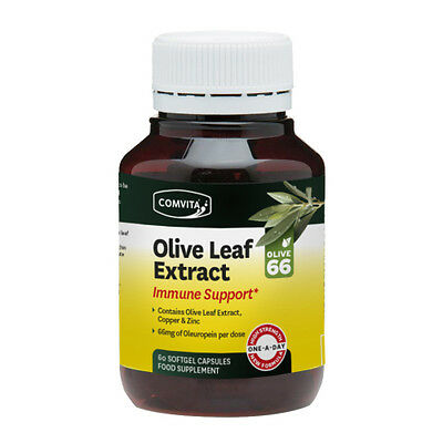 Comvita Olive Leaf Extract High Strength Capsules - 60 caps