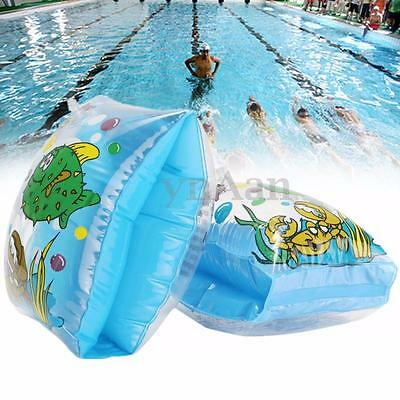 Inflatable Arm Swim Rings Floats Armlets Children Toy For Summer Beach Swimming