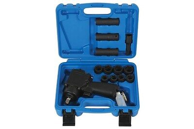 "Laser 6487 Mini Air Impact Wrench Set 1/2""D"