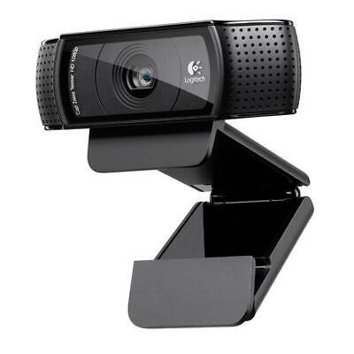 960-001055 Logitech HD Pro Webcam C920 - Web camera - colour - 1920 x 1080 -