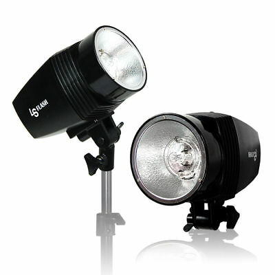 Lusana Studio Photo Studio Professional Studio Flash Strobe Light 180W
