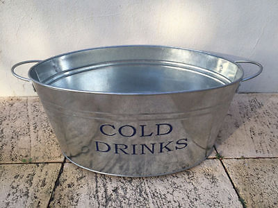 6 cold drinks ice bucket 28l 50 x 40 x 22cm great for parties bulk wholesale lot
