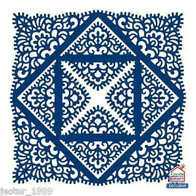 Tattered LACE - SPITZE FANTASIEN SQUARE D1259 - Stephanie Weightman