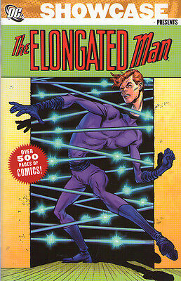 SHOWCASE PRESENTS THE ELONGATED MAN Volume 1 Graphic Novel