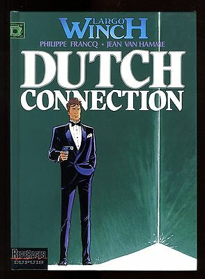 Largo Winch  T.6   Dutch Connection   Francq / Van Hamme       Eo 1995