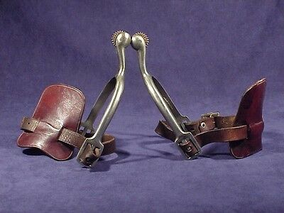 Pair of Model 1903 U.S. CAVALRY OFFICER'S Spurs & Straps