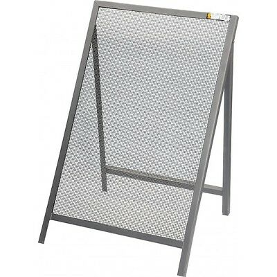 Compost Sieve Impact Printing 100x60cm Wheelbarrows Screen Impact Grid