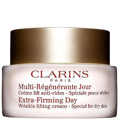 Clarins Extra-Firming Day Wrinkle Lifting Cream Dry Skin 50ml