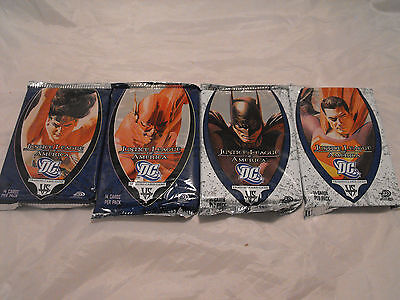 Vs System Justice League Of America Sealed Booster Pack