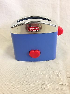 Fisher Price My Sweet Kitchen Vintage Replacement Toaster