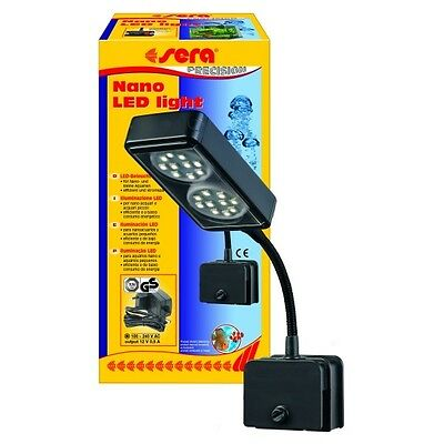 Sera LED Nano light 2 x 2 Watt