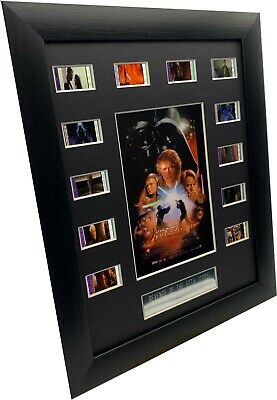 Star Wars Episode III   3  - Revenge of the Sith film cell Mini Poster
