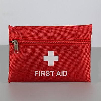 First Aid Kit Bag Emergency Ambulance Home Medical Sport Travel Car Outdoor Pack