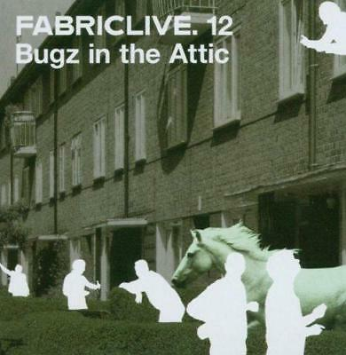 Bugz In The Attic - Fabriclive 12 (NEW CD)