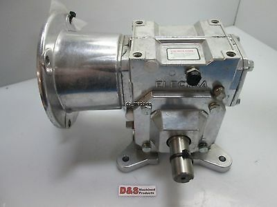 Electra-Gear 21ALDC560D/F Gear Reducer 21ALDC5 Frame 60 to 1 Ratio