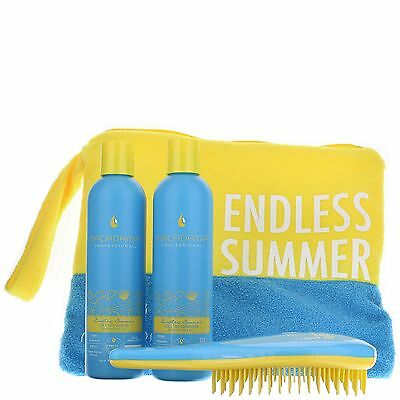 NEW Macadamia Professional Endless Summer Summer Collection Gift Set All Hair