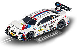 61272 Carrera Go!!! Bmw M3 Dtm M. Tomczyk, No.1 Slot Car New In Case!