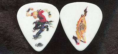 BAD RELIGION 2000's Concert Tour Guitar Pick!!! GREG HETSON custom stage Pick #9