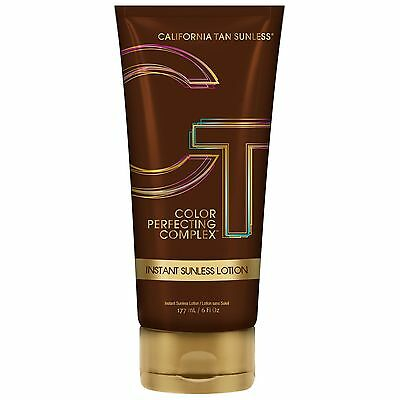 California Tan Sunless Instant Lotion 177ml for her BRAND NEW